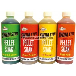 Swim Stim Pellet Soak-Betaine Green