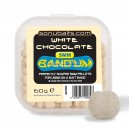Mini Bandums White Chocolate 5 mm