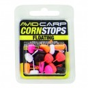 Stopper Avid Carp Corn Stops Floating Short - Yellow