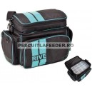 Geanta Rive Carryall Feeder Bag + 4 Boxes