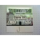 Carlige Tubertini Seria 33 Nikelato