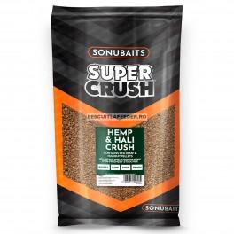Sonubaits Supercrush Hemp & Hali Crush  2Kg