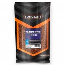 Sonubaits S-Pellet Feed 2mm 1kg