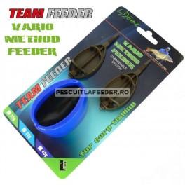 Team Feeder Vario Method Feeder Set