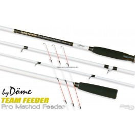 Lanseta Dome Gabor Team Feeder Pro Method Feeder 25-70g 360 ML