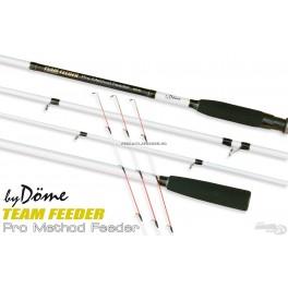 Lanseta Dome Gabor Team Feeder Pro Method Feeder 40-100g 390 H