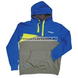 Matrix Hoody Blue/Grey XL