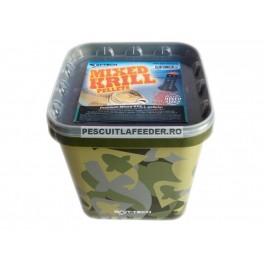Pelete Bait-Tech Camo Bucket Mixed Krill 2.5kg