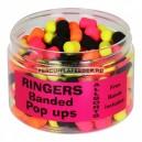 Pop-Ups Ringers Banded Allsorts 8mm
