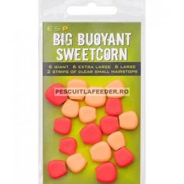 Porumb Artificial Flotant ESP Big Buoyant Sweet Corn - Rosu / Portocaliu