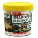 Haldorado - Quatro Fluo Pop Up Boilies 8mm