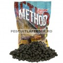 Benzar Premium Black Halibut Pellet 6mm