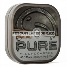 Fir Fluorocarbon Guru Pure Fluorocarbon-50m
