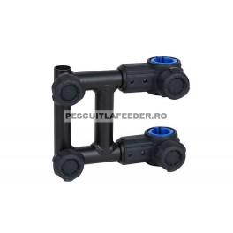 Suport Umbrela Matrix 3D-R Brolley Bracket Short-18cm