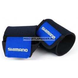 Banda Neopren Protectie Lansete Shimano All-Round Rod Bands