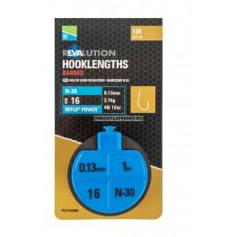 Preston Revalution Hooklengths N-30 Nou 2020