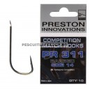 PRESTON COMPETITION MATCH HOOKS  311