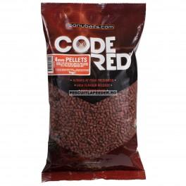 Sonubaits Code Red Feed Pellets 4mm