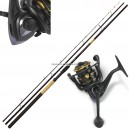 Kit Lanseta Browning Black Magic C-Distance II 3.90m 120gr - Mulineta Browning Black Magic 440 FD