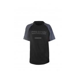 Tricou Preston Black T-Shirt