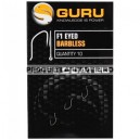 Carlige Guru F1 Eyed Barbless