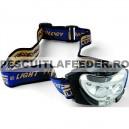 Lanterna De Cap Lineaeffe  2 LED-uri
