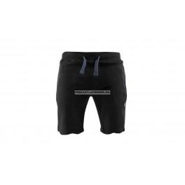 Pantaloni Scurti Preston Black Jogger Shorts