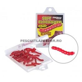Larve De Silicon - Soft Bloodworm