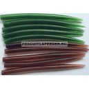 Conuri Antitangle Mostiro Brown&Green Sleeves