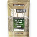 Canepa Macinata Sonubaits SO NATURAL Crushed Hemp 500 gr