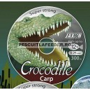 Fir Monofilament Jaxon Crocodile Carp 300m