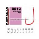 Carlige Kamasan B512 Wide Gape