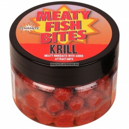 Momeala De Carlig Dipuita Dynamite Baits Meaty Fish Bites Red Krill 12mm