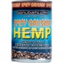 Sonubaits Hemp & Spicy Sausage 400g