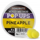 Pop Up Sonubaits Mixed Method Pineapple 8&10mm