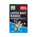 Preston Latex Bait Bands - Small