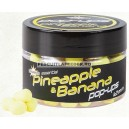 Pop Up Dynamite Baits Fluoro Essential Pineapple & Banana 12mm