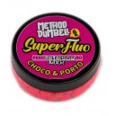 Petrisor Mix Super Fluo Method Dumbell 6mm Choco&Porto Roz
