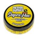 Petrisor Mix Super Fluo Method Dumbell 6mm Porumb