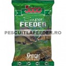 Sensas 3000 Super Feeder Carpe 1kg