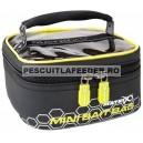 Geanta Momeala Matrix Mini Bait Bag + 6 Borcane