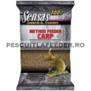 Sensas 3000 Commercial Method Feeder Carp 1kg