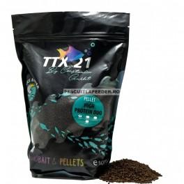 Pelete TTX21 High Protein DUO-1kg