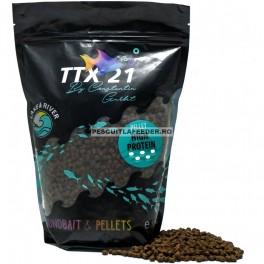 Pelete TTX21 High Protein-1kg