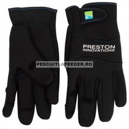 Manusi Neopren Preston Innovations Neoprene Gloves Size Small-Medium