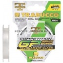 Fir Monofilament Trabucco T-Force Competition GP, Transparent-50m