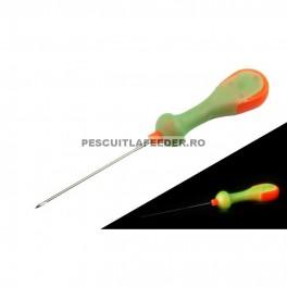 Croseta Pentru Boiles Carp Academy Maner Fluorescent