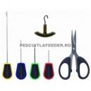 Set crosete + burghiu Carp Zoom Tempo Needle & Scissors