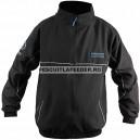 Preston Track Suit Jacket Black Medium
