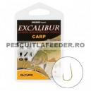 Carlige Excalibur Carp Classic Gold
